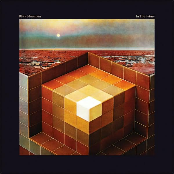 IN THE FUTURE BY BLACK MOUNTAIN (CD)